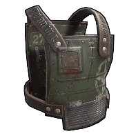 Salvaged Plating Armor