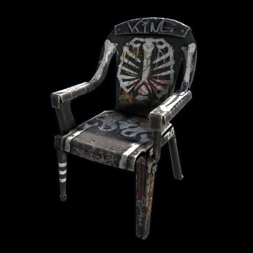 Muerto Chair as seen on a Steam Market
