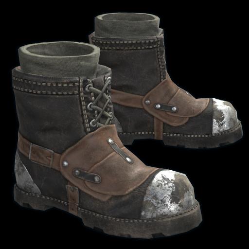 Caravanner Boots as seen on a Steam Market