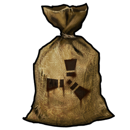 Low Quality Bag as seen on a Steam Market