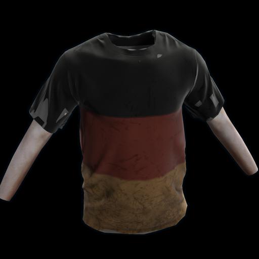 German Tshirt as seen on a Steam Market