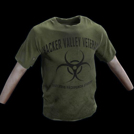 Hacker Valley Veteran as seen on a Steam Market