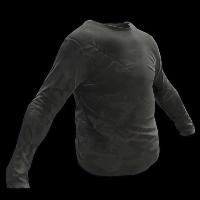 Black Longsleeve T-Shirt