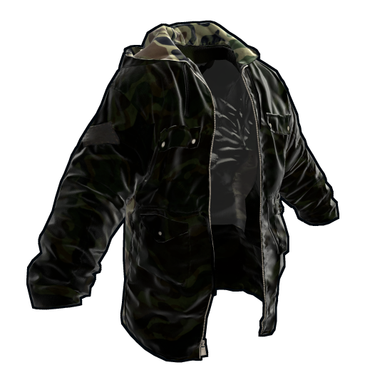 Hunting Jacket as seen on a Steam Market