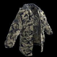 Urban Camo Jacket