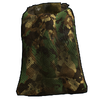 Wood Camo Sleeping Bag