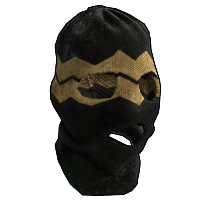 Double Yellow Balaclava