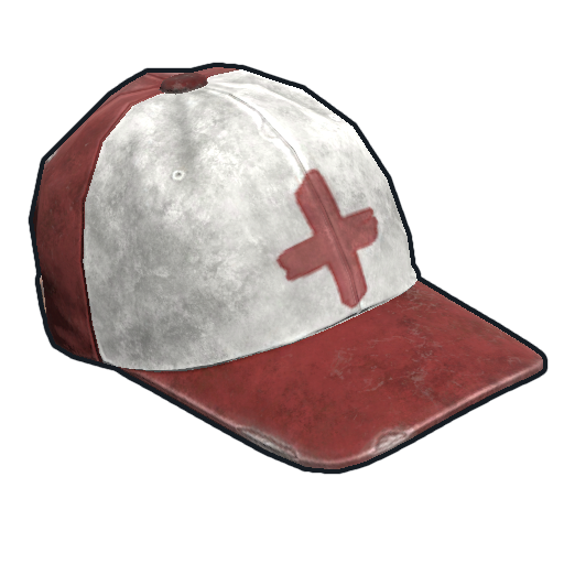 Rescue Cap as seen on a Steam Market