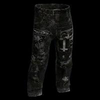 Punk Rock Pants