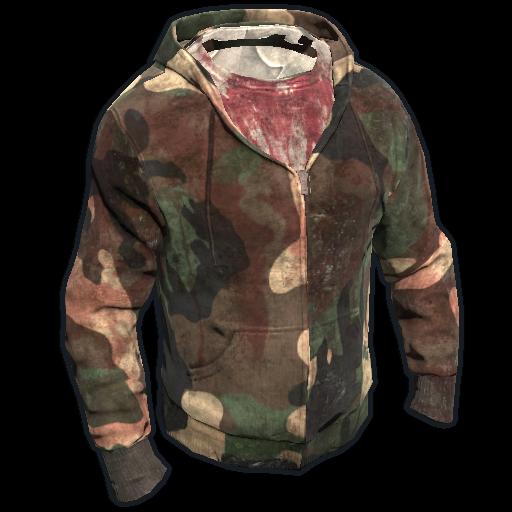 Bloody Hoodie as seen on a Steam Market