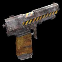 Contamination Pistol