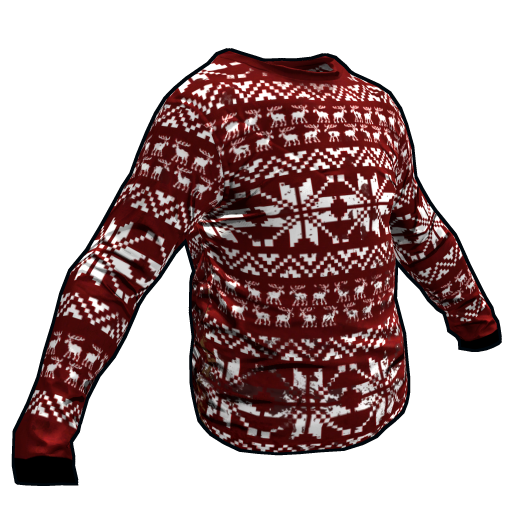 Christmas Jumper as seen on a Steam Market
