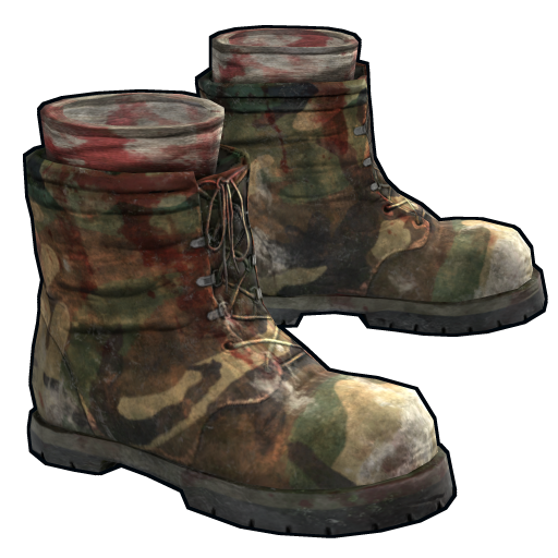 Bloody Boots as seen on a Steam Market