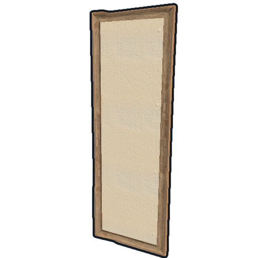 Tall Picture Frame as seen on a Steam Market