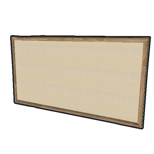 XXL Picture Frame as seen on a Steam Market