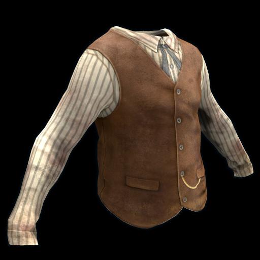 Lawman as seen on a Steam Market