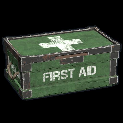 First Aid Green as seen on a Steam Market