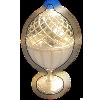 Rustigé Egg - Ivory