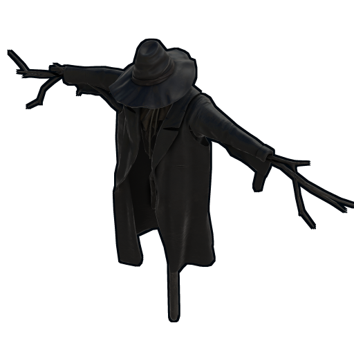 Scarecrow as seen on a Steam Market
