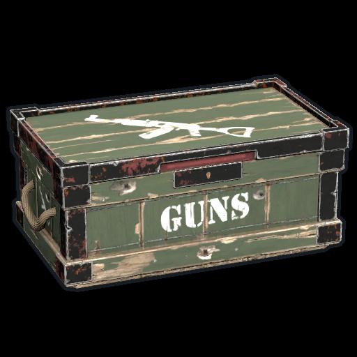 Gun Box as seen on a Steam Market