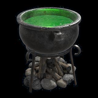 Cursed Cauldron