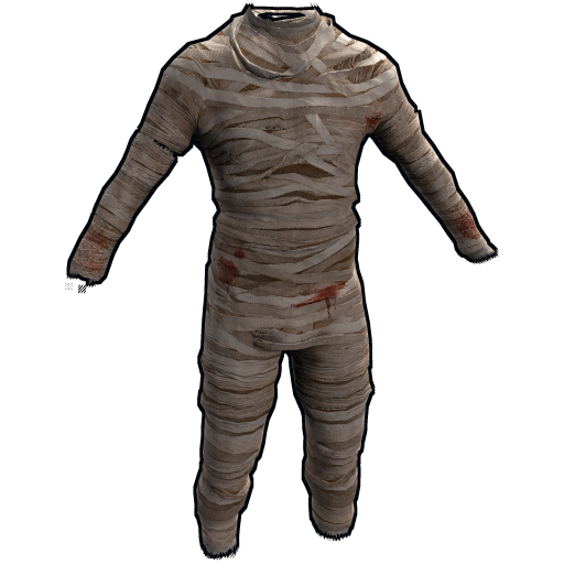 Mummy Wraps as seen on a Steam Market