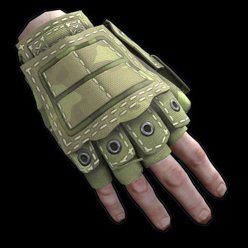 Forest Raiders Roadsign Gloves