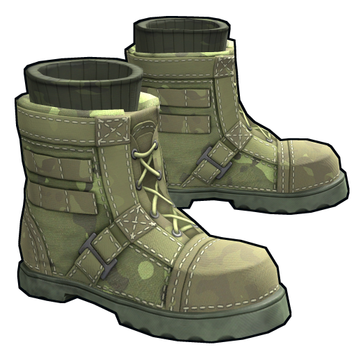 Forest Raiders Boots