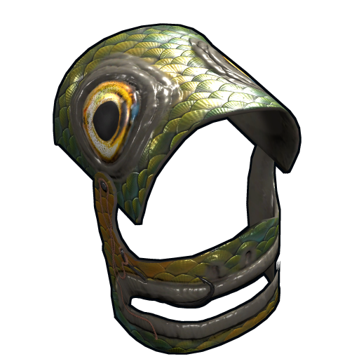 Fish Helmet
