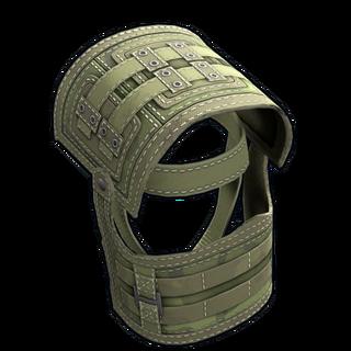 Forest Raiders Helmet