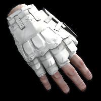Whiteout Roadsign Gloves