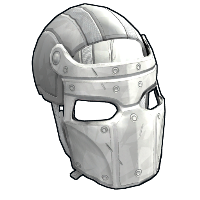Whiteout Facemask