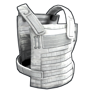 Whiteout Chestplate