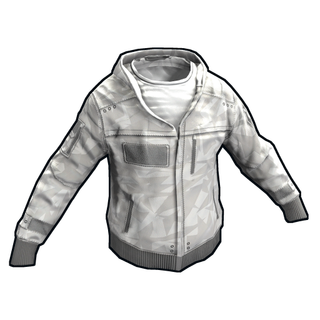 Whiteout Hoodie