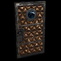 Space Foil Door