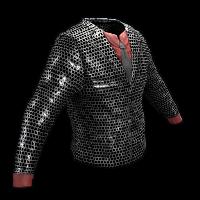 Burlap Disco Shirt