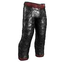 Burlap Disco Pants