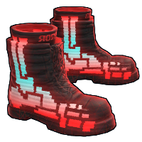 Corrupted Boots