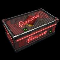 Neon Ammo Storage