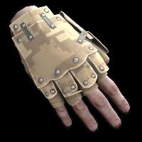 Desert Raiders Gloves