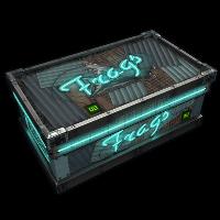 Neon Frags Storage