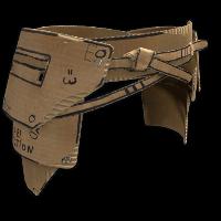 Cardboard Kilt