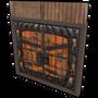 Pumpkin Jail Double Door