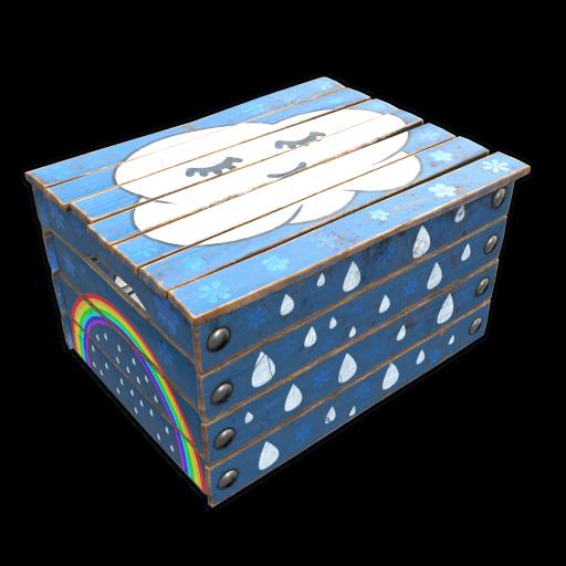 Little Cloud Box as seen on a Steam Market