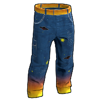 Base Invaders Pants