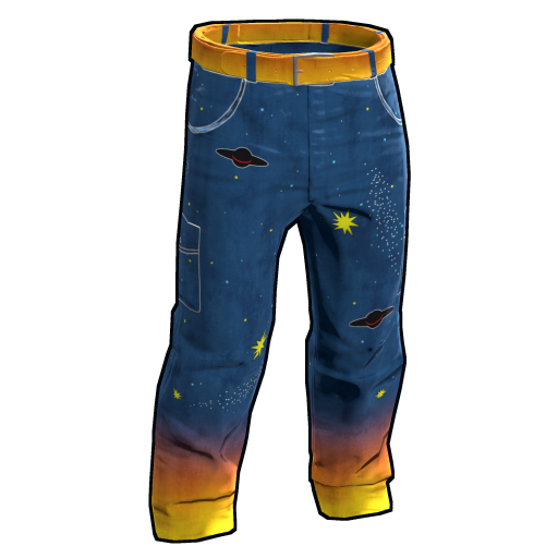 Base Invaders Pants as seen on a Steam Market
