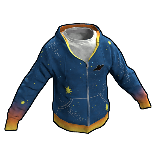 Base Invaders Hoodie as seen on a Steam Market