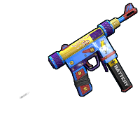 Toy SMG