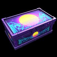 Retrowave Large Box
