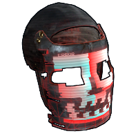 Corrupted Facemask
